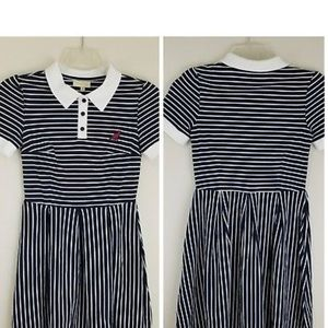 ModCloth Polo Skater Dress